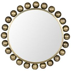 The Cooper Mirror by Noir emphasizes natural, simple and classic design. Noir has been designing, building and importing a very unique, but ever growing collection of home furnishings for more than 10 years. Noir products are hand finished and creat