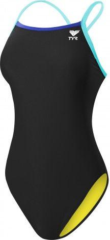 Women's Durafast Lite Solid Brites Diamondfit Swimsuit