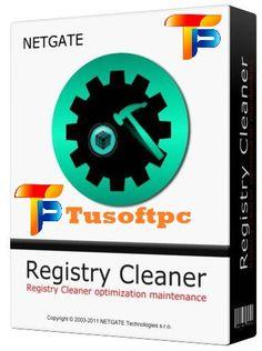 Netgate Registry Cleaner  Multi Activacion Con Serial