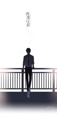 Manga Anime Girl, Anime Couples Manga, Anime Guys, Anime Art, Cute Anime Chibi, Cute Anime Boy, Kawaii Anime, Wallpaper Wa, Anime Wedding