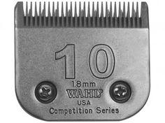 Lâmina 10 MAX 45/KM2 - 1,8mm - Wahl Clipper Pet Profissional com as melhores condições você encontra no Magazine Edyeva. Confira!