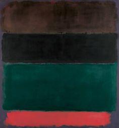 Mark Rothko 1962
