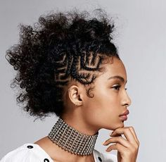 12 Braided Mohawk Hairstyles That Get Attention Braided