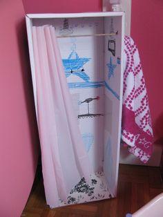 DIY American Girl shower