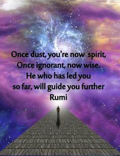 Iranian Poet Rumi.