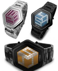 The Complete Guide To Tokyoflash Watches | Walyou
