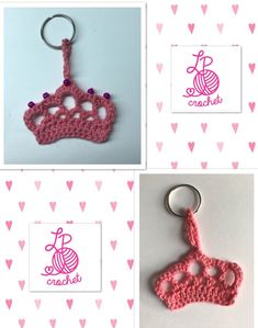Souvenir corona. Opciones super economicas para babyshower, nacimientos, cumpleaños Baby Shower, Crochet Earrings, Personalized Items, Births, Crowns, Princess, Baby Showers, Babyshower