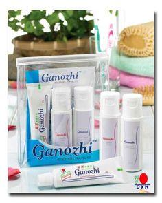 DXN Toiletries Travel Kit Il contenuto del Kit: 1 Ganozhi Shampoo (50 ml) 1 Ganozhi Body Foam (50 ml) 1 Ganozhi Toothapste (40 g) http://italia.dxneurope.eu/products