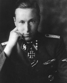 """5sswiking: """"SS-Hauptsturmführer Joachim Boosfeld was awarded the Knight's Cross on 21 February 1945 as commander of 4./SS-Kavallerie-Regiment 16 of the Florian Geyer Division for his heroism in the..."""