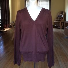 Kenneth Cole sweater Kenneth Cole brown sweater. Kenneth Cole Reaction Sweaters V-Necks