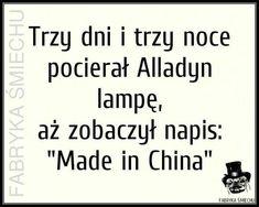 30 najlepszych kawałów na poprawę humoru – Demotywatory.pl Good Jokes, Haha, I Am Awesome, Memes, Funny, Internet, Disney, Polish Sayings, Ha Ha