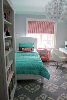 20+ Cute Teenage Girls Bedroom Design Ideas_38 | Allie | Pinterest ...