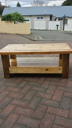 Just another Pallet Table #PalletTable