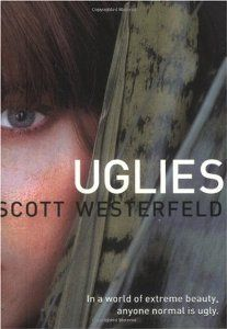 Uglies by Scott Westerfeld - Love this whole series!