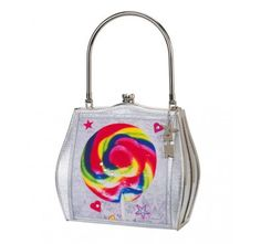 Helen Rochfort Lollipop Bag as worn by Holly Willoughby £65 available at www.beau-boutique.co.uk