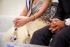 Asian engagement ceremony at Shenley Cricket Club Radlett