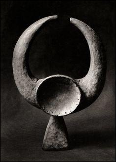 de-salva:  Mangam mask (verso), Mama  / Cycle: Nigerian sculptures (1960.) Photo by Herbert List