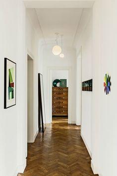 LIFESTYLE | Nos 'colamos' en el apartamento Mid-Century Modern de Michel Penneman en #Bruselas 💛 #decoración #interiorismo