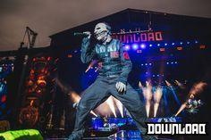 Slipknot headline Download Festival