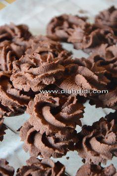 Resep Kue Lidah Kucing dan cara membuat | BacaResepDulu.com | cookies ...
