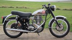 The legendary BSA Gold Star looks set for a reprise some time in the next few...