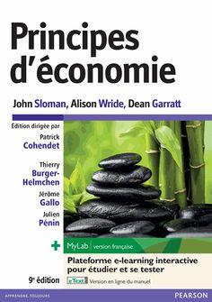 """Résumé de l'éditeur : """"Ce livre est le manuel d'initiation idéal pour comprendre l'ensemble des problèmes économiques. Sa structure simple et claire, son volume raisonnable et son contenu complet et à jour permettent de dégager les fondamentaux du cours : Microéconomie  ; Macroéconomie ; Economie internationale.."""""""
