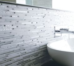Stunning Glasstone Mosaics from Everstone. Add a touch of class to your bathroom! What's Your Style, Stone Tiles, Beautiful Bathrooms, Tile Design, Bathroom Inspiration, Natural Stones, Blinds, Concrete, Australia