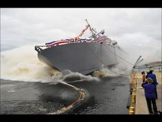 Big SHIP Launches Good and Bad Caught on Camera !