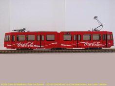 Coca-Cola trein