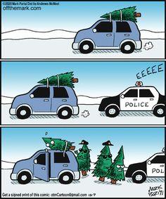Christmas Comics, Christmas Snowman, Christmas Humor, Prison Humor, Police Siren, Super Funny Quotes, Comic Strips, December, Toys