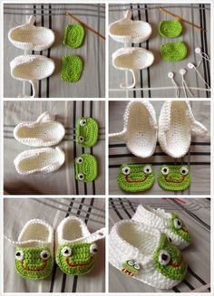 The most beautiful knitted baby booties patterns - Her Crochet Crochet Baby Boy Hat, Crochet Baby Sandals, Crochet Socks, Booties Crochet, Newborn Crochet, Crochet Baby Booties, Cute Crochet, Baby Knitting, Knitted Baby