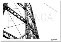 GAS HOLDER industrial architecture detail abstract by PASiNGA