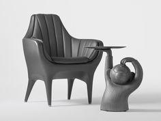 SHOWTIME 沙发椅 Showtime系列 by BD Barcelona Design 设计师Jaime Hayón