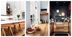 Drewniana kuchnia: 12 pomysłów na wykorzystanie drewna w kuchni #DREWNIANA KUCHNIA #DREWNO #KUCHNIA #POMYSŁY #INSPIRACJE