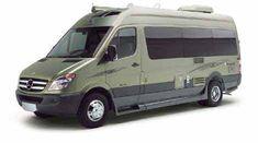 Roadtrek Sprinter RV Camper Van