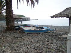 Madeira, Santa Cruz Strand, Februar 2015