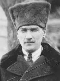 Mustafa Kemal Ataturk, first president of the Republic of Turkiye. Ataturk fought hard to make Turkiye a secular democratic modern nation. Turkish Army, Good Sentences, Mens Fur, Super Sport Cars, Fathers Love, Great Leaders, World Peace, Historical Pictures, World Leaders
