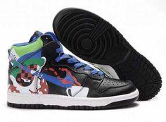 Men's Nike Dunk High Shoes Black/White/Green/Blue For Sale,Jordans For Cheap,Nike Air Max Shoes,Cheap Jordan Shoes Michael Jordan Shoes, Air Jordan Shoes, High Shoes, Black Shoes, New Jordans Shoes, Air Jordans, Nike Dunk High, Designer Shoes, Designer Purses