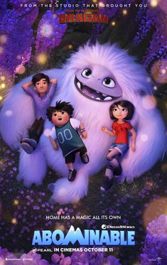 Directed by Jill Culton, Todd Wilderman. With Chloe Bennet, Albert Tsai, Tenzing Norgay Trainor, Joseph Izzo. Three teenagers must help a Yeti return to his family while avoiding a wealthy man and a zoologist who want it for their own needs. Movies 2019, Hd Movies, Disney Movies, Movies To Watch, Movies And Tv Shows, Movie Tv, Movies Online, Film Watch, Disney Characters