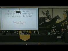 CEALE DEBATE - Literatura infantil: experiência e formação na Ed. Infant...