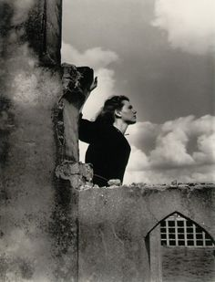 Clarence John Laughlin (1905-1985) was a United States photographer, best known for his surrealist photographs of the U.S. South.  Figure Head  1941