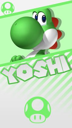 Yoshi Super Mario Phone Wallpaper by Super Mario Bros, Super Mario World, Super Mario Brothers, Super Nintendo, Super Smash Bros, Yoshi, Image Mario, Geeks, Mario E Luigi
