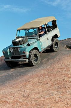 View 1960 Land Rover Series Ii Wheeling - Photo 71625419 from 1960 Land Rover Series II - O.G. Rover