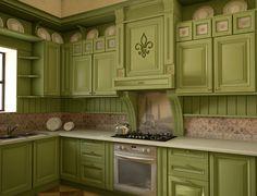 Kitchen interior on Behance