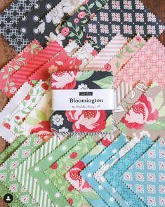 Bloomington precuts by Lella Boutique for Moda