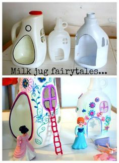 Milk jug fairy tales