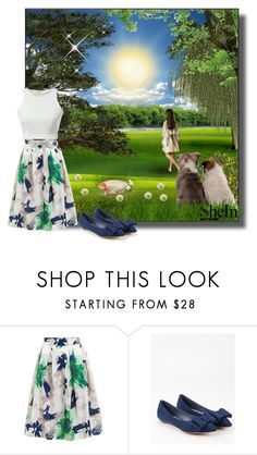 """""""Shein 5/10"""" by erina-salkic ❤ liked on Polyvore"""