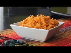 Restaurant-Style Mexican Rice |Favorite Family Recipes