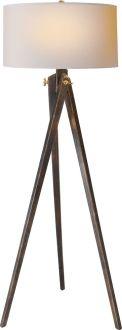 Circa Lighting tripod floor lamp (Tudor Brown)