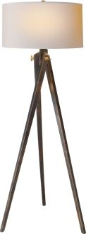 Circa Lighting tripod floor lamp (Tudor Brown)